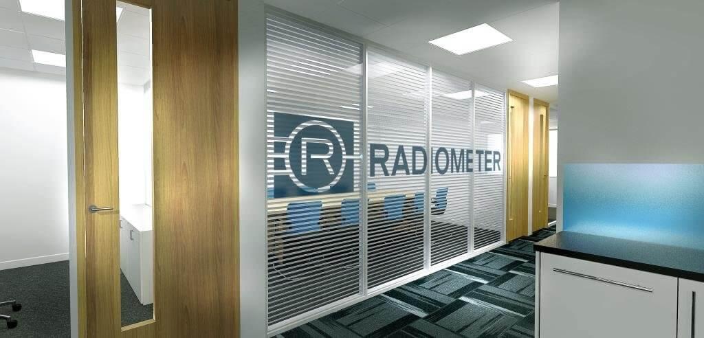 Radiometer Visual